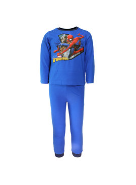 Spider-Man Marvel Spider-Man Kids Pajamas Blue