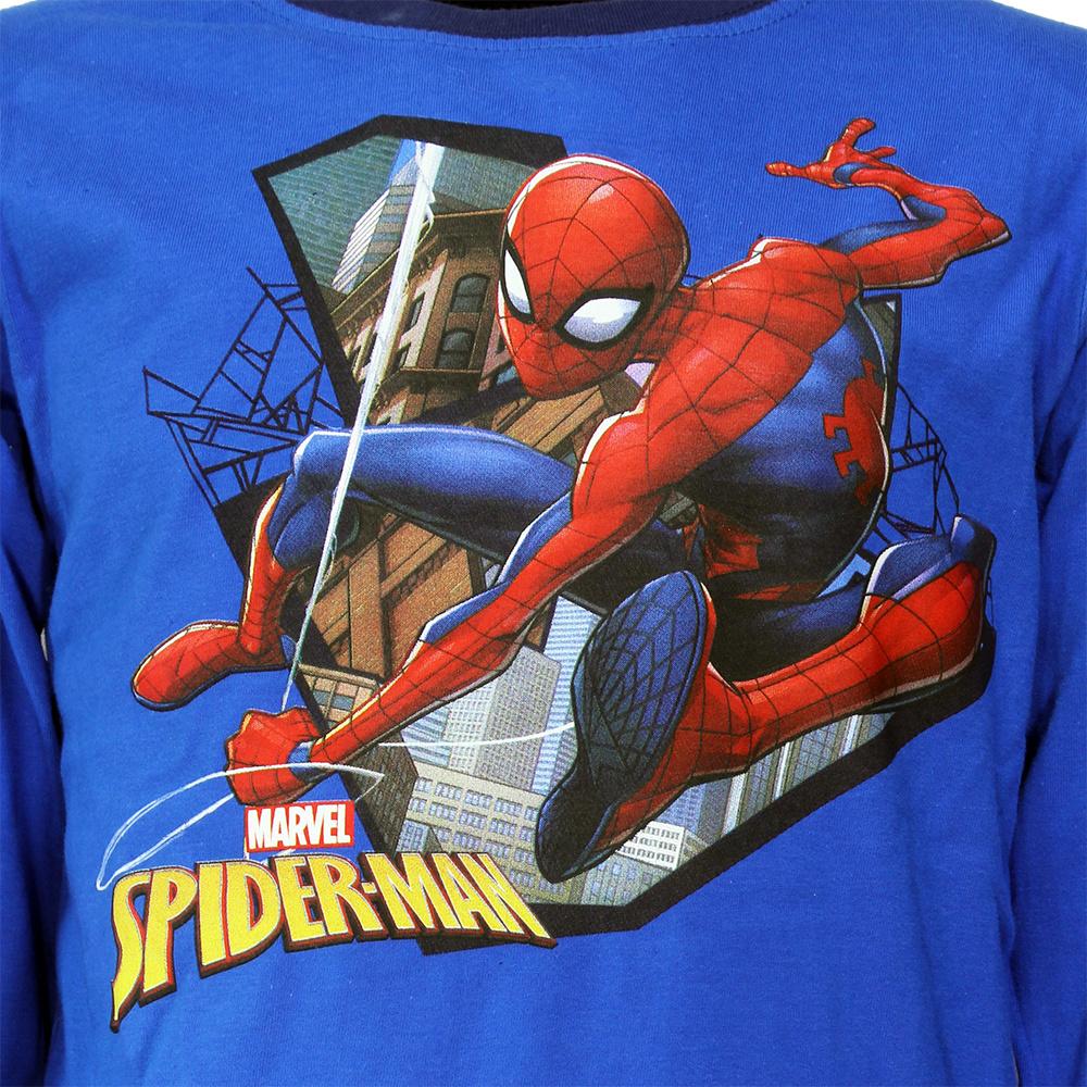 Spider-Man Marvel Spider-Man Kids Pyjama Blauw