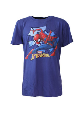 Marvel Comics Marvel Comics Spider Man Kids T-Shirt Blauw