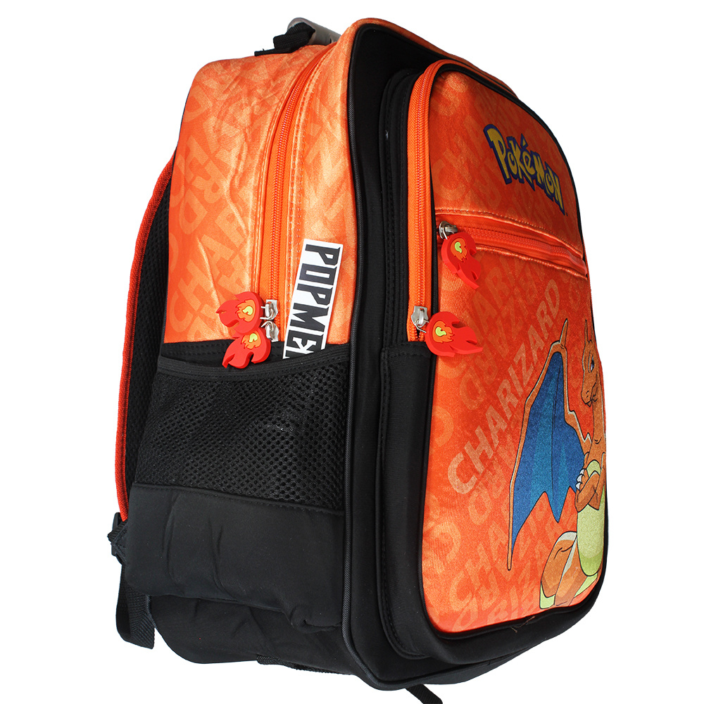 Pokémon Pokemon Charizard Adaptable Backpack Rugtas Oranje