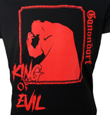 The Legend of Zelda The Legend of Zelda Ganondorf The King of Evil T-Shirt Zwart