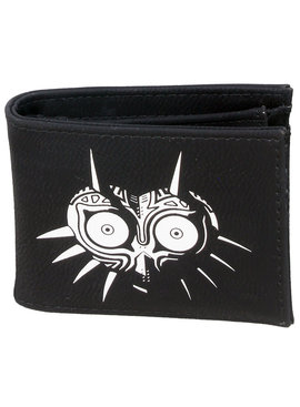 The Legend of Zelda The Legend of Zelda Majora's Mask Skull Kid Bifold Wallet