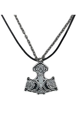 Assassin's Creed Assassin's Creed Valhalla Hammer Necklace Ketting