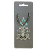Assassin's Creed Assassin's Creed Valhalla Hammer Necklace Ketting Zilver