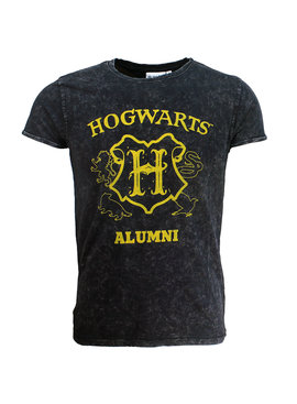 Harry Potter Harry Potter Hogwarts Alumni Stonewashed T-Shirt