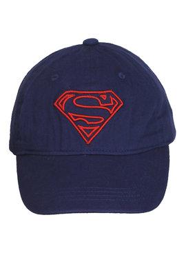 Superman DC Comics Superman Baseball Cap Pet Donkerblauw