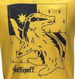 Harry Potter Harry Potter Hufflepuff T-Shirt Geel