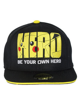 Pokémon Pokémon Olympics Pikachu Hero Snapback Cap Pet