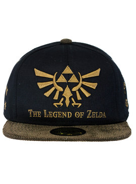The Legend of Zelda The Legend of Zelda Hyrule Snapback Cap