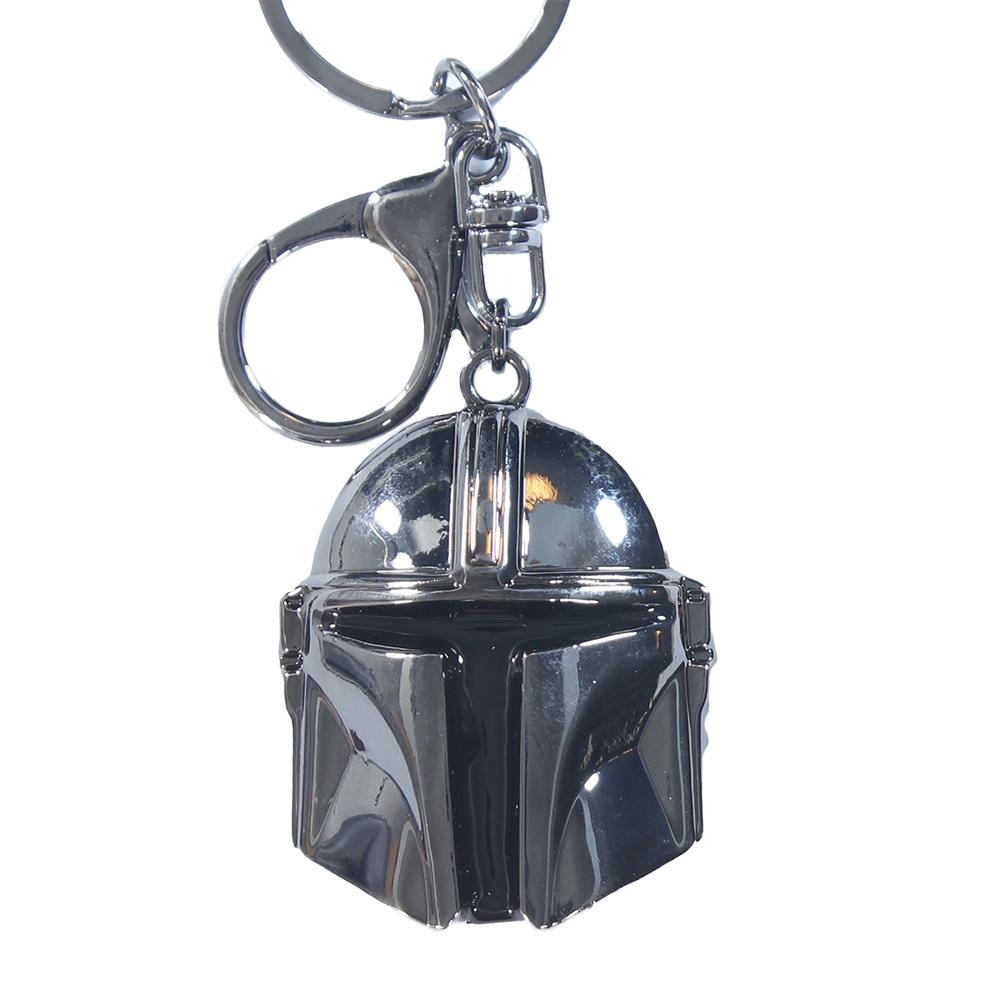 Star Wars Star Wars The Mandalorian 3D Metal Keychain Black