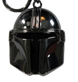 Star Wars Star Wars The Mandalorian 3D Metal Keychain Sleutelhanger Zwart