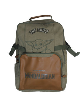 Star Wars Star Wars The Mandalorian Yoda Backpack