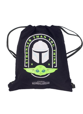 Star Wars Star Wars The Mandalorian Yoda The Child Gym Bag