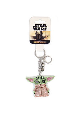 Star Wars Star Wars The Mandalorian Yoda The Child 3D Keychain