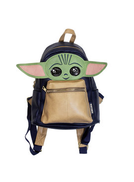 Star Wars Star Wars The Mandalorian Yoda The Child Backpack 22cm