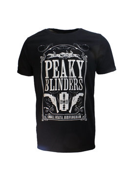 Peaky Blinders Small Heath Birmingham T-Shirt