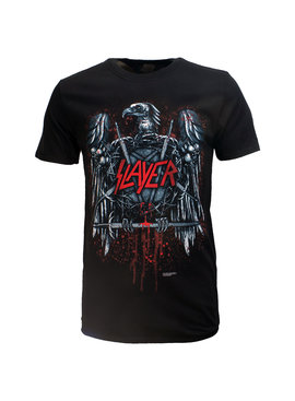 Band Merchandise Slayer Eagle Ammunition Band T-Shirt