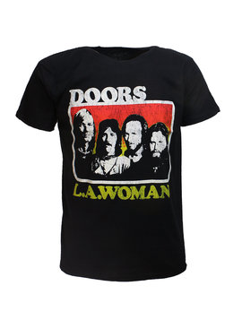 Band Merchandise The Doors L.A. Woman T-Shirt