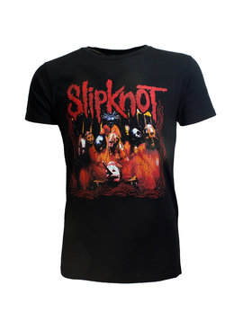 Band Merchandise Slipknot Official Band T-Shirt