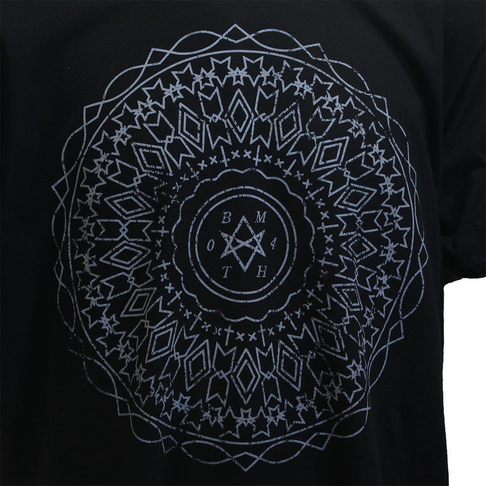 Band Merchandise Bring Me The Horizon Kaleidoscope T-Shirt Zwart