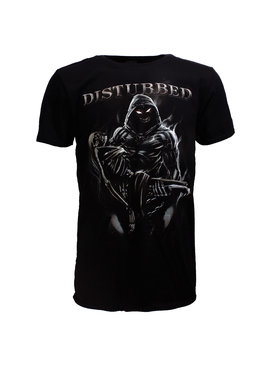 Band Merchandise Disturbed Lost Souls T-Shirt