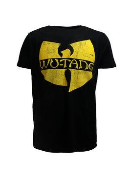 Band Merchandise Wu-Tang Clan Classic Logo T-Shirt