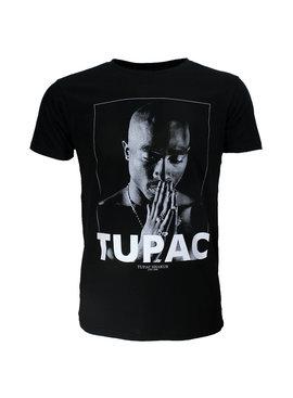 Band Merchandise 2PAC Tupac Praying T-Shirt