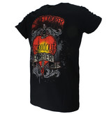 Band Merchandise Alice Cooper School's Out T-Shirt Black
