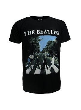 Band Merchandise The Beatles Abbey Road Official Band T-Shirt