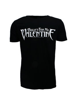 Band Merchandise Bullet For My Valentine BFMV Logo T-Shirt