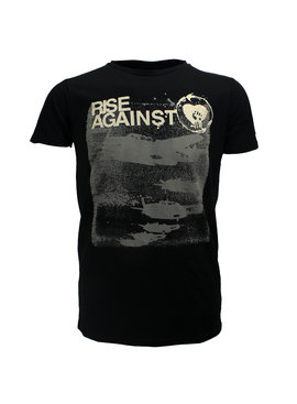 Band Merchandise Rise Against Formation Official Band T-Shirt