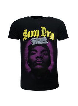 Band Merchandise Snoop Dogg Beware Of The Dog T-Shirt