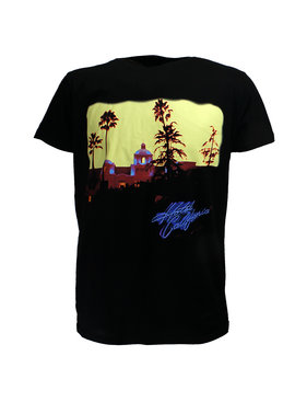 Band Merchandise The Eagles Hotel California T-Shirt