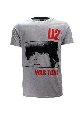 Band Merchandise U2 Official War Tour T-Shirt