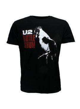 Band Merchandise U2 Rattle & Hum Official Band T-Shirt