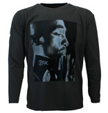 Band Merchandise 2PAC Tupac Changes Longsleeve T-Shirt Grijs