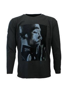 Band Merchandise 2PAC Tupac Changes Longsleeve T-Shirt