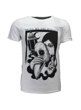 Band Merchandise Bring Me The Horizon Plague T-Shirt