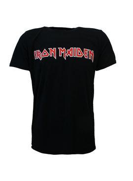 Band Merchandise Iron Maiden Band Logo T-Shirt