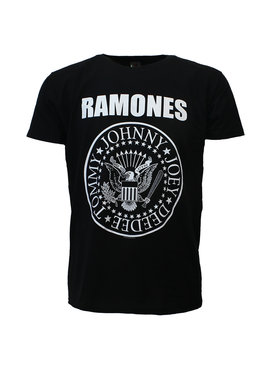 Band Merchandise The Ramones Presidential Seal T-Shirt