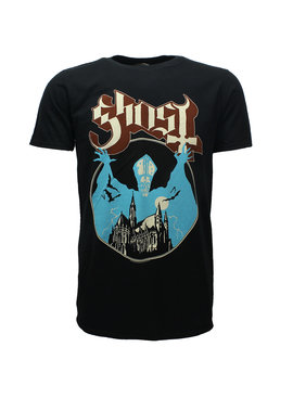 Band Merchandise Ghost Opus Official Band T-Shirt