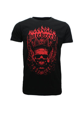 Band Merchandise Hatebreed Crown T-Shirt