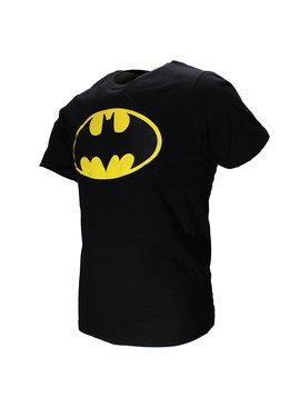 Batman Batman Classic Logo T-Shirt Kids Zwart