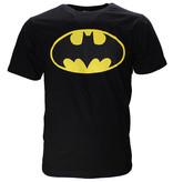 Batman Batman Classic Logo T-Shirt Kids Zwart - Officially Licensed Merchandise