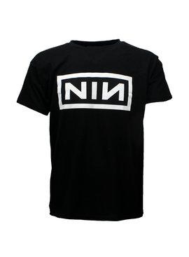 Band Merchandise Nine Inch Nails NIN Classic Logo T-Shirt