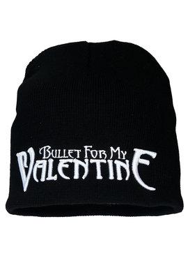 Band Merchandise Bullet For My Valentine BFMV Logo Beanie Muts