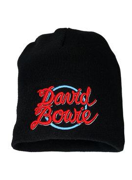 Band Merchandise David Bowie World Tour 1978 Beanie Muts