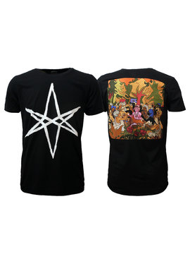 Band Merchandise Bring Me The Horizon BMTH HEX PSH T-Shirt