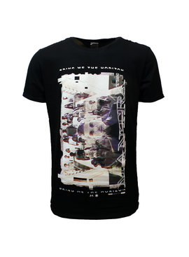 Band Merchandise Bring Me The Horizon Mantra Band T-Shirt