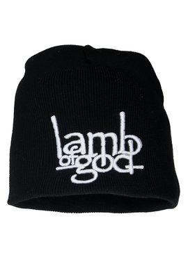 Band Merchandise Lamb Of God Logo Beanie Muts